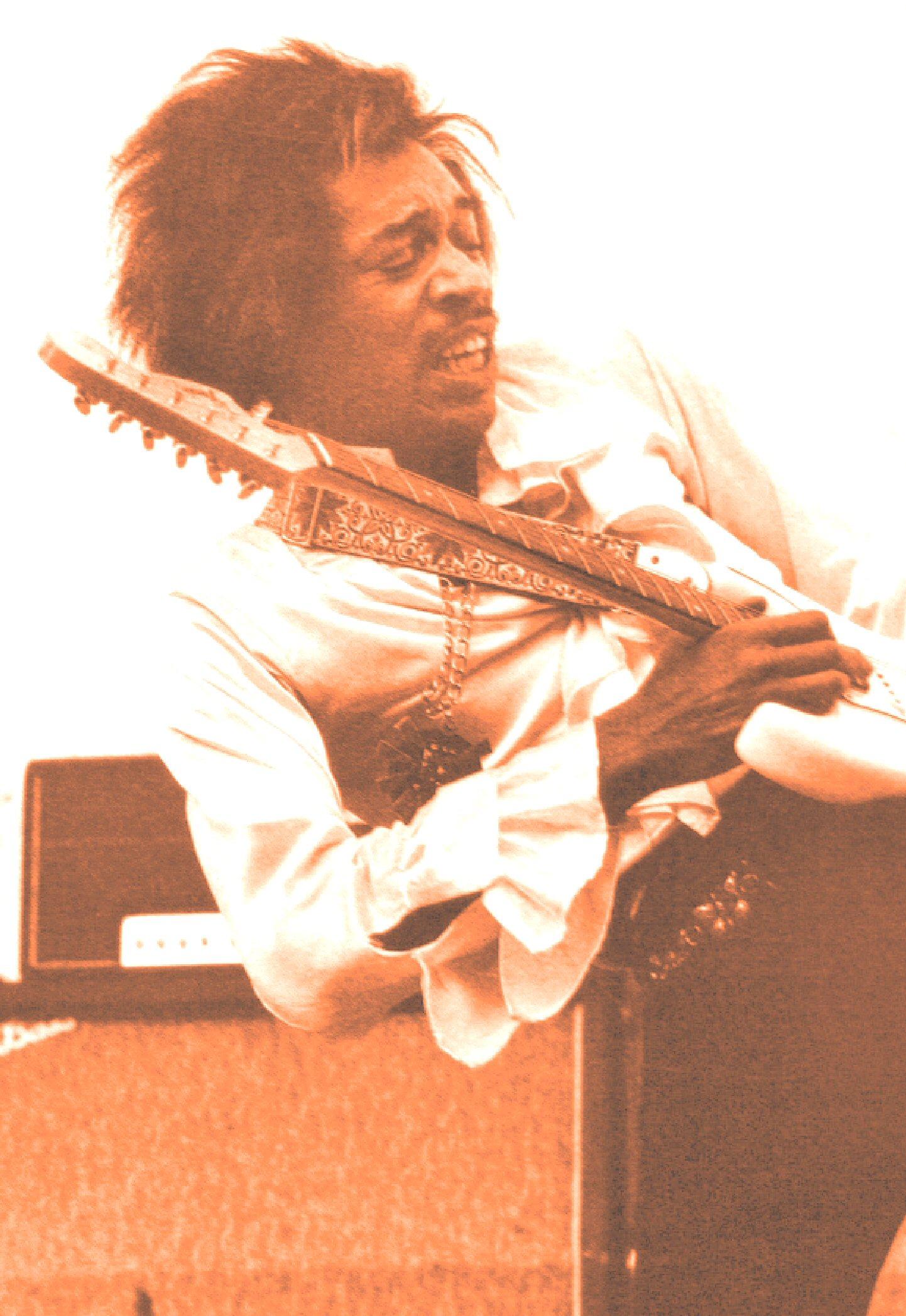 Jimi Hendrix Research Paper